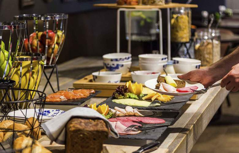 Mercure Amsterdam City - Restaurant - 19