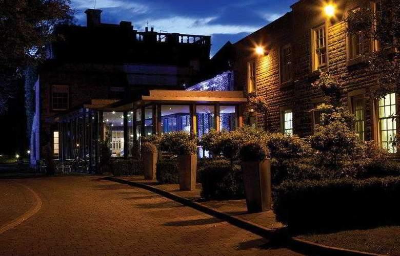 Best Western Mosborough Hall - Hotel - 0