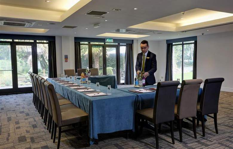 Best Western Frensham Pond Surrey - Conference - 27