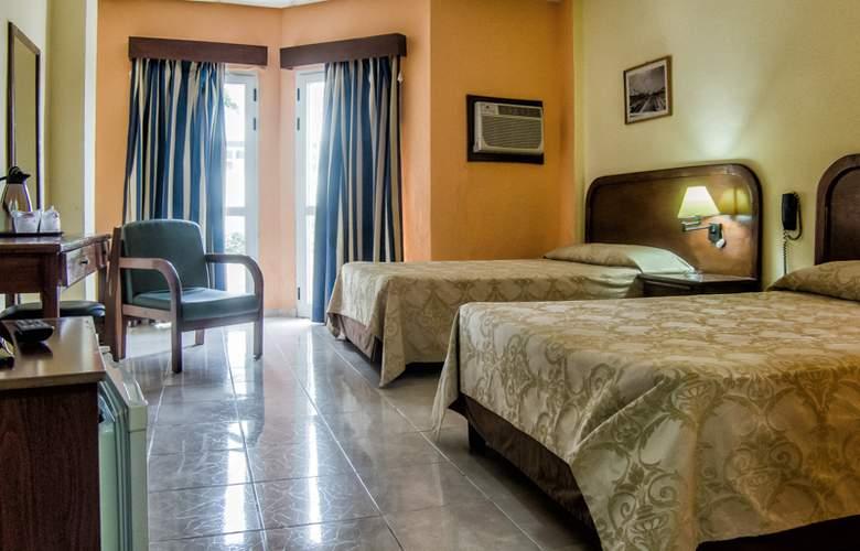 Sercotel Paseo Habana - Room - 2