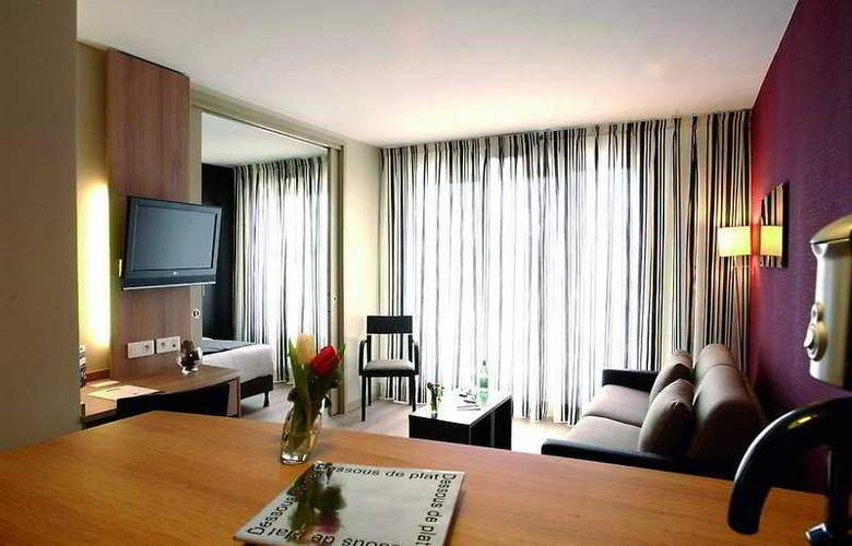 Appart'City Confort Marne La Vallee Val D'Europe - Room - 5