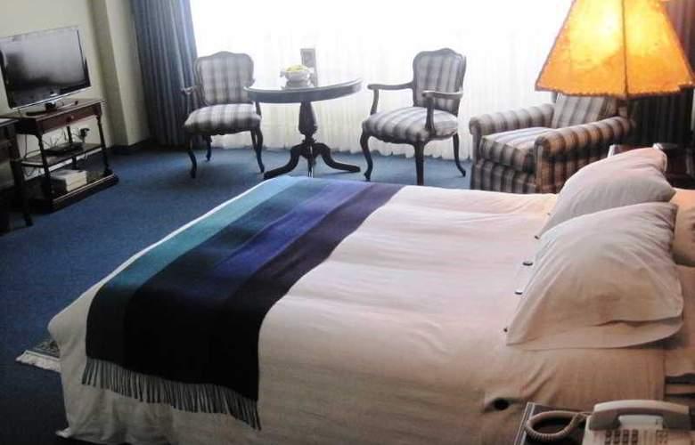 Suites Plaza Las Flores - Room - 2