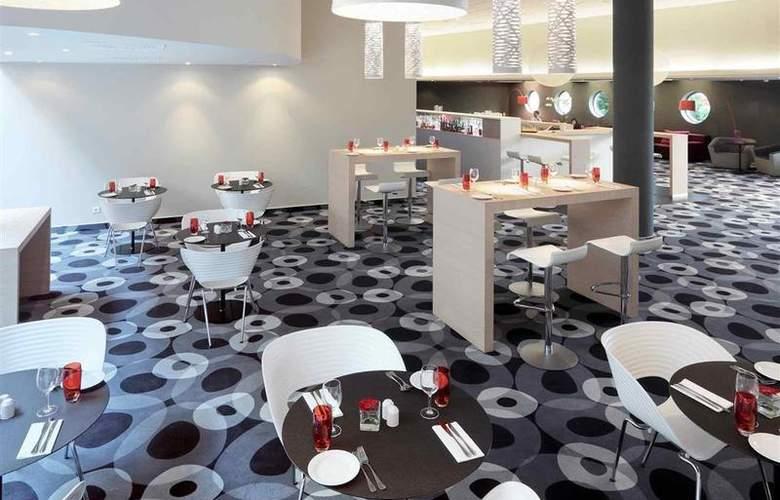 Novotel Praha Wenceslas Square - Restaurant - 47