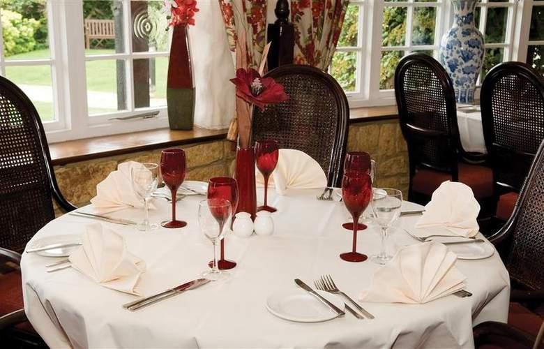 Best Western Calcot - Restaurant - 130