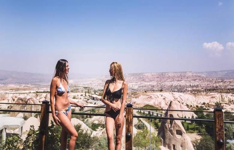 Cappadocia Cave Resort & Spa - Sport - 66