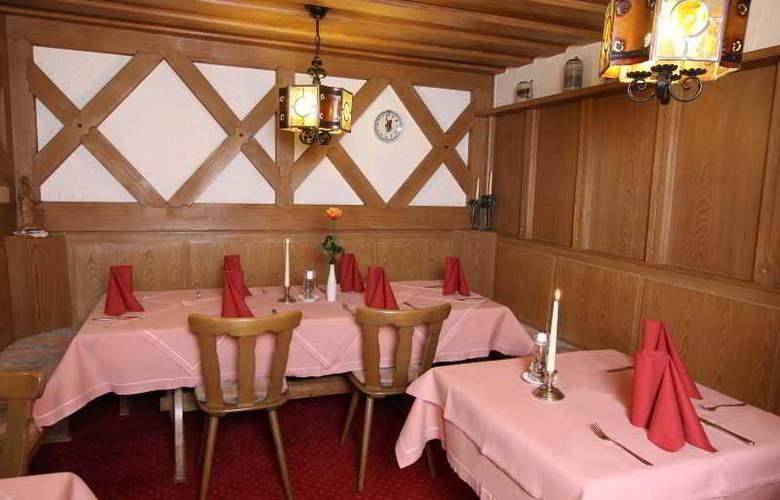 mD-Hotel Meerfraulein - Restaurant - 3