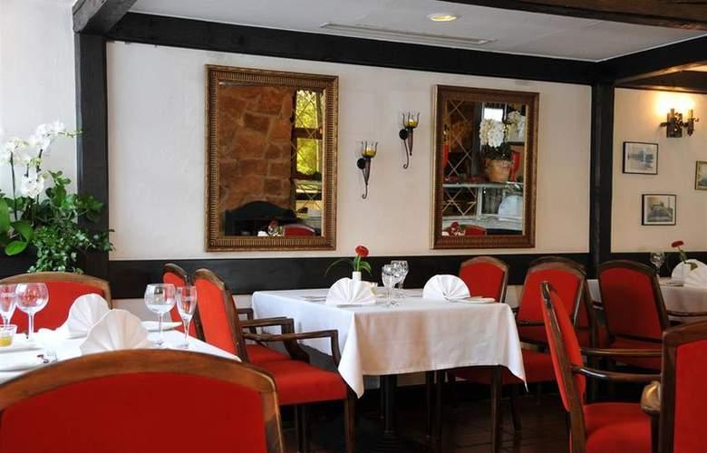 Best Western Leoso Hotel Leverkusen - Restaurant - 85