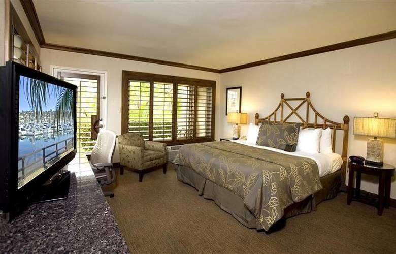 Island Palms Hotel & Marina - Room - 47