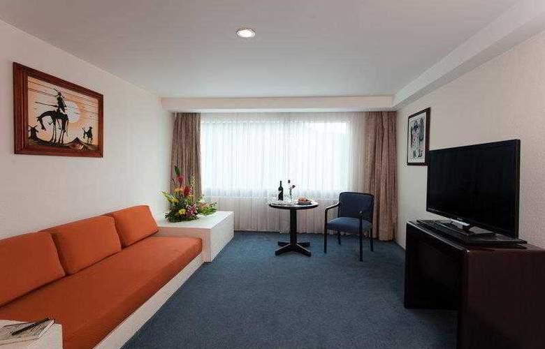 Best Western Plus Gran Morelia - Hotel - 45