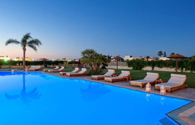 Socrates Hotel Malia - Pool - 13