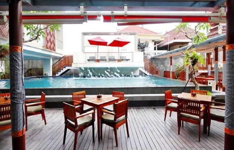 Horison Hotel Seminyak Bali - Restaurant - 16