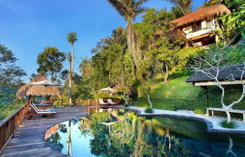 Nandini Bali Jungle Resort and Spa Ubud - Pool - 6
