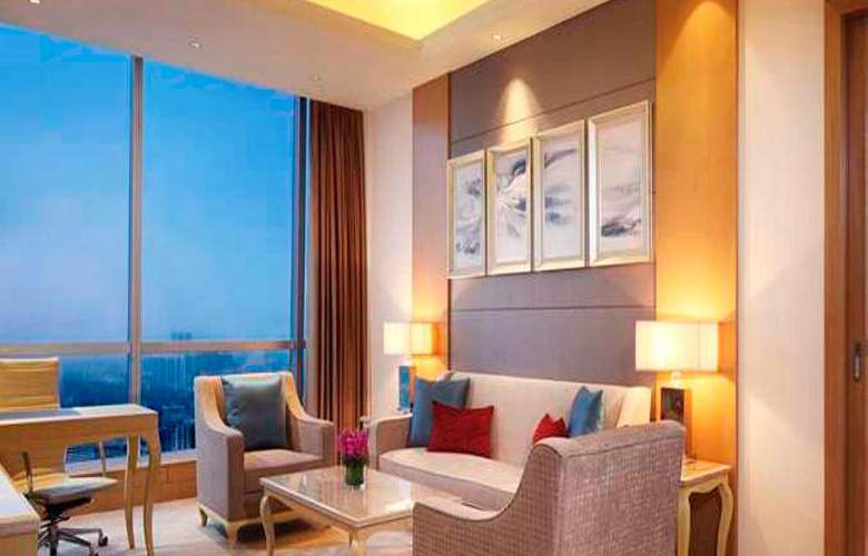 DoubleTree by Hilton Hotel Guangzhou - Science City - Room - 6