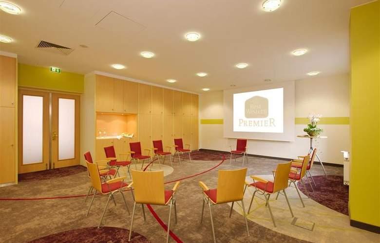Best Western Premier Hotel Villa Stokkum - Conference - 67