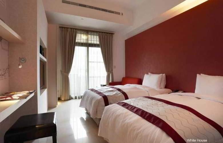 Master Inn Taipei - Room - 1