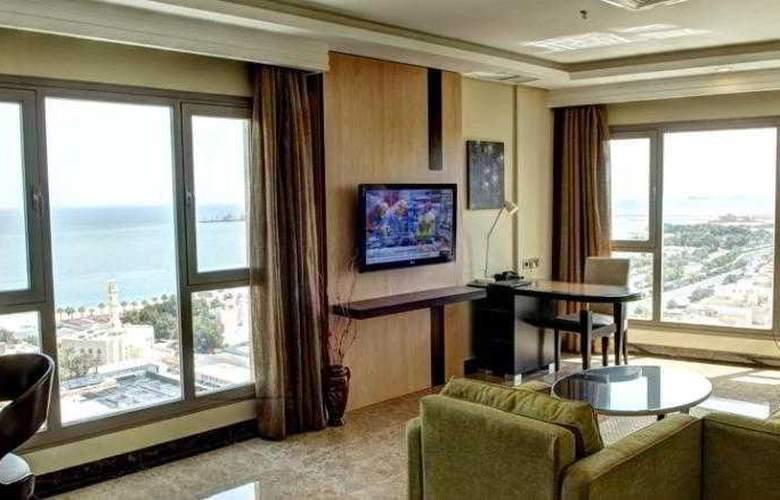 Best Western Mahboula Kuwait - Room - 10