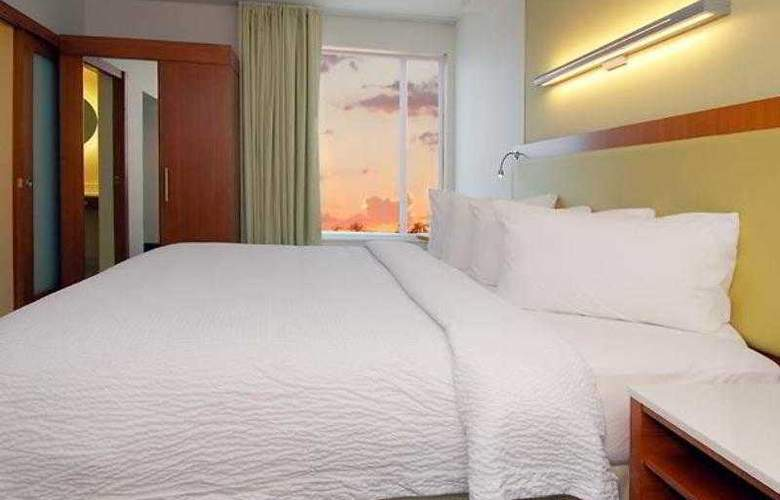 SpringHill Suites Las Vegas North Speedway - Hotel - 13