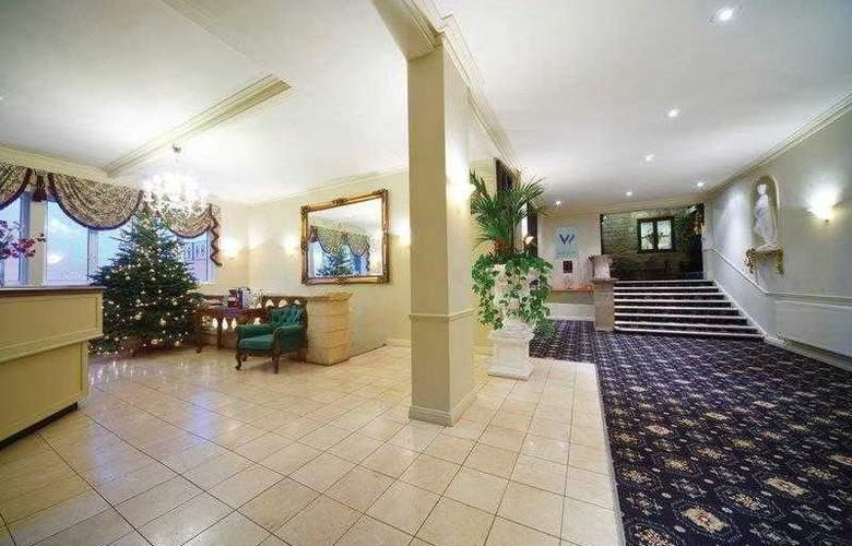 Best Western Webbington - Hotel - 30