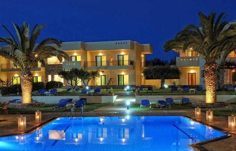 Kristalli Hotel Apartments - Hotel - 0