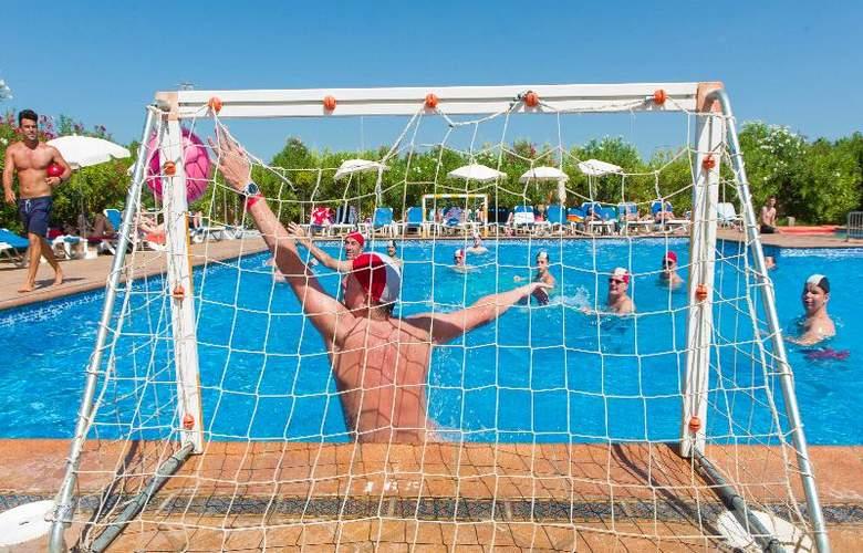 Invisa Hotel Es Pla - Sport - 17