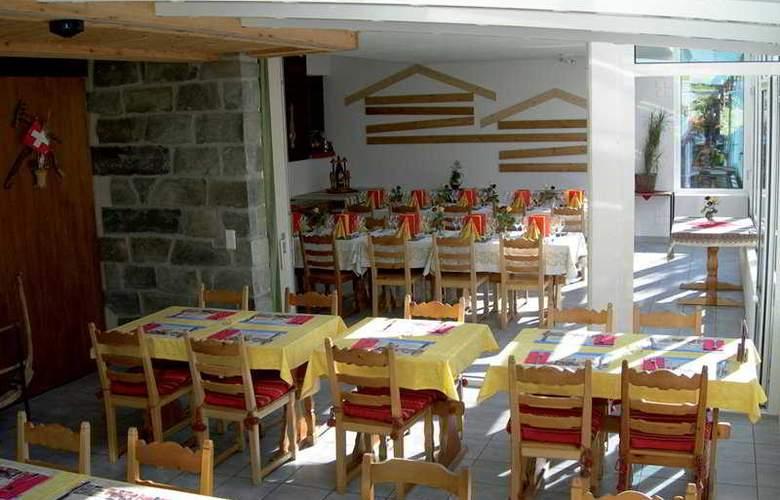 Minotel Tenne - Restaurant - 4