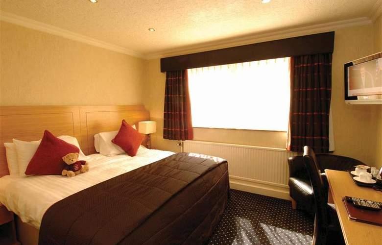 Best Western Fir Grove - Room - 48