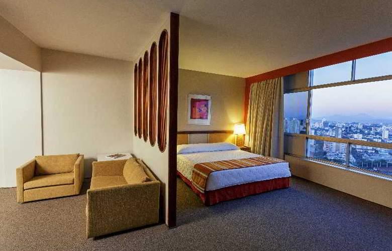 Belo Horizonte Othon Palace - Room - 6