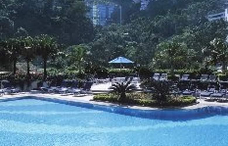 JW Marriott Hong Kong - Pool - 4
