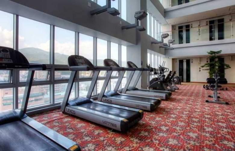 Kunoh Seacloud Hotel - Sport - 1