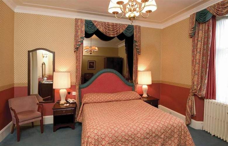 Best Western Burnett Arms - Room - 32