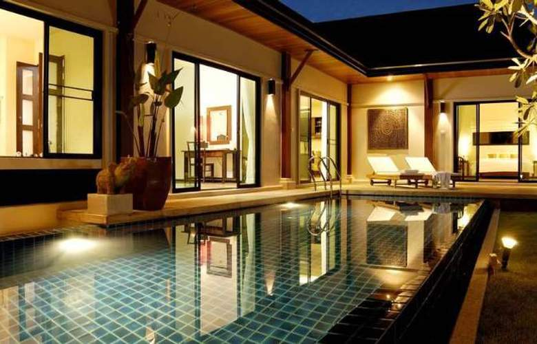 Two Villas Holiday Oriental Style Layan Beach - Hotel - 2