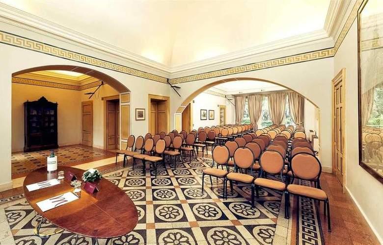 Mercure Villa Romanazzi Carducci Bari - Conference - 73