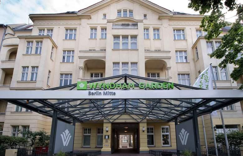 Wyndham Garden Berlin Mitte - Hotel - 0