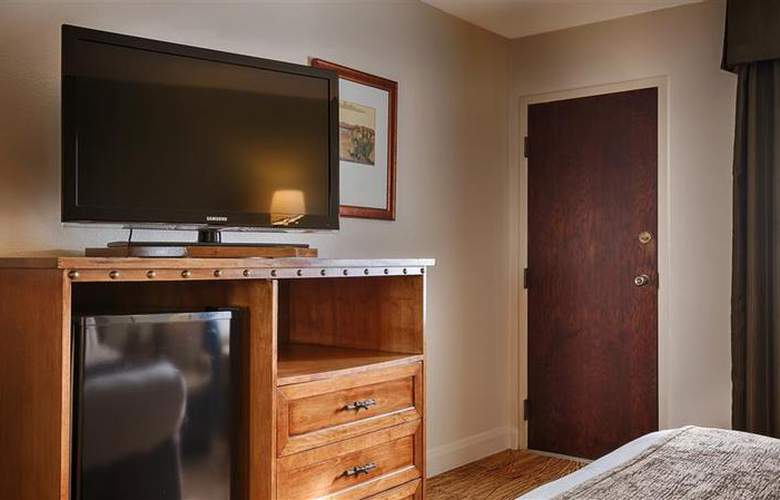 Best Western Red Hills - Room - 75