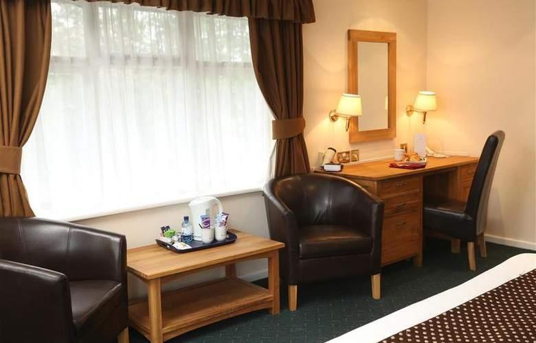 Best Western Park Hall - Room - 225