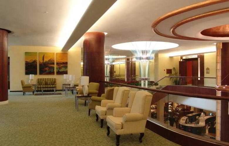 Crowne Plaza Hotel de Mexico - General - 4