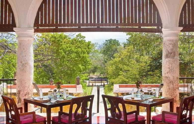 Hacienda Uayamon Boutique - Restaurant - 14