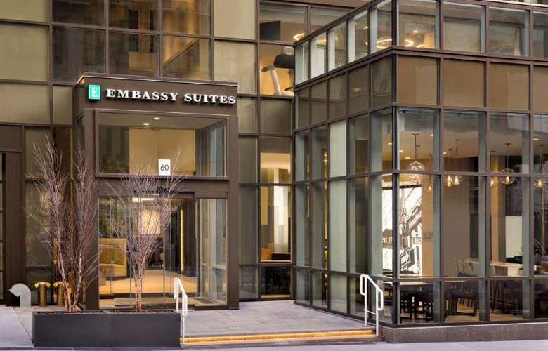 Embassy Suites by Hilton NewYork Manhattan Times Square - Hotel - 0