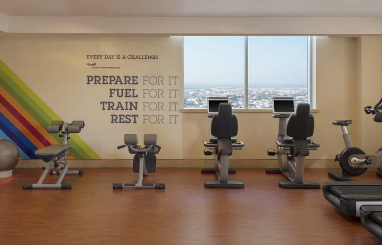 Sheraton Dubai Mall of the Emirates - Sport - 5