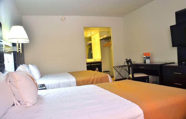 Hotel Valle Grande Obregon - Room - 4