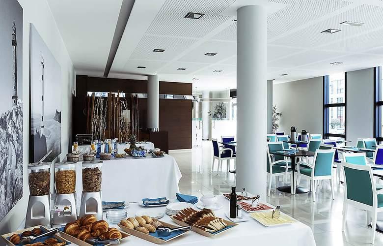 Ibis Styles A Coruña - Restaurant - 4