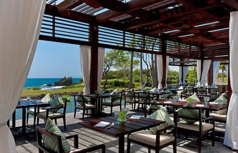 Pan Pacific Nirwana Bali Resort - Restaurant - 13