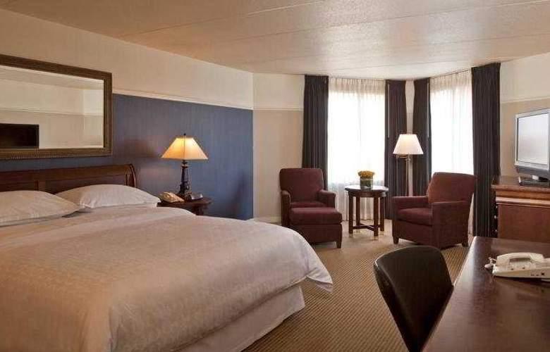 Sheraton Parsippany Hotel - Room - 4