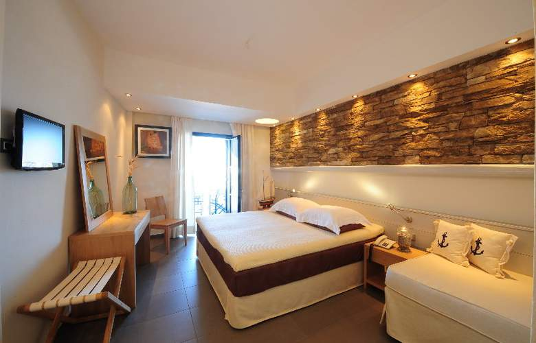 Vrahos Boutique Hotel - Room - 1