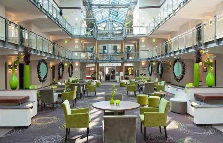 Mercure Hotel Krefeld - Hotel - 11