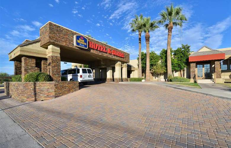 Best Western Tucson Int'l Airport Hotel & Suites - Hotel - 92