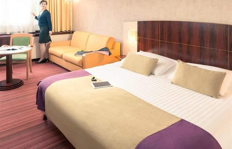 Mercure Besancon Parc Micaud - Room - 44