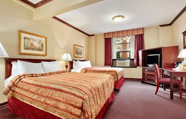 Days Hotel by Wyndham on Broadway NYC - Room - 12