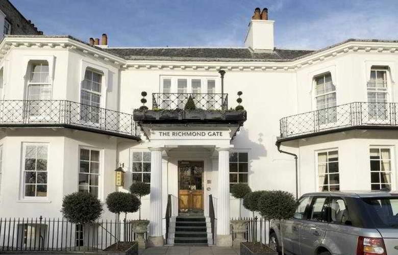 The Richmond Gate Hotel - Hotel - 0