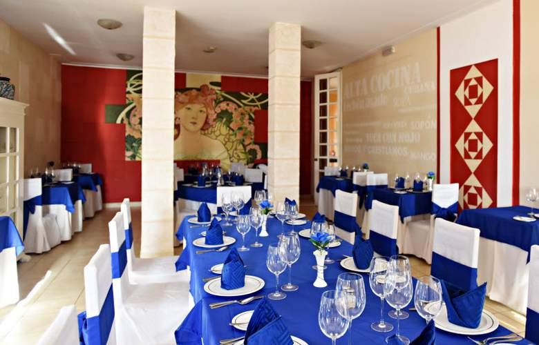 Starfish Cuatro Palmas  - Restaurant - 28